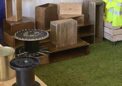 Little Angels Nurseries | Children's Nursery in Cheshire | Boxes