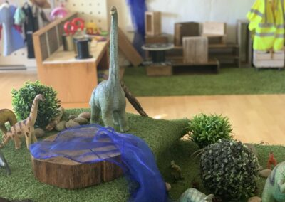Little Angels Nurseries | Children's Nursery in Cheshire | Dinosaurs
