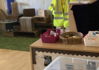 Little Angels Nurseries | Children's Nursery in Cheshire | Table