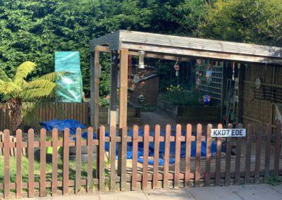 Little Angels Nurseries | Children's Nursery in Cheshire | Outside
