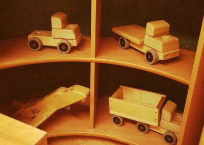 Little Angels Nurseries | Children's Nursery in Cheshire | Toy Cars