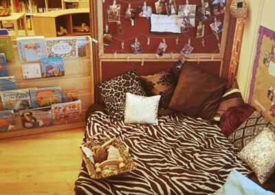 Little Angels Nurseries | Children's Nursery in Cheshire | Cushions